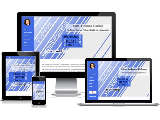 Beckmann Webdesign Joconcept