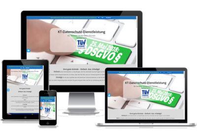 Webdesign DSGVO Knorr Joconcept