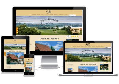 Ferienwohnung Webdesign Joconcept