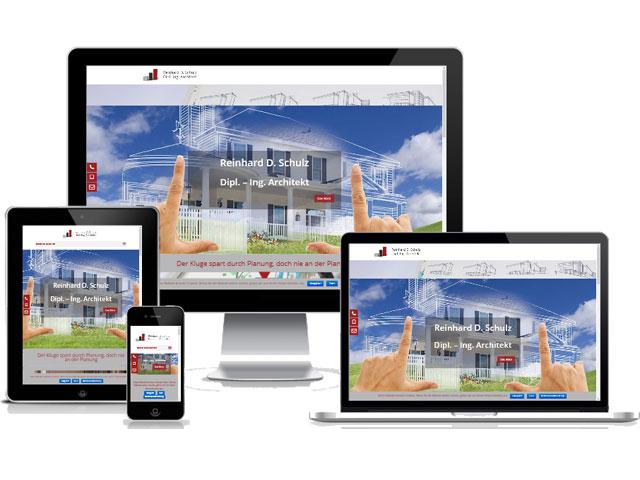 Webdesign Architekt Joconcept